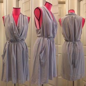 New Wilfred Sabine Dress (Light Grey)